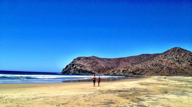 Las Palma Beach