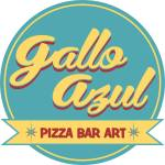 Gallo Azul Pizza Bar Art Todos Santos