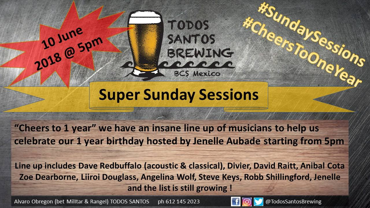 SundaySessionJune10th
