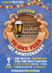 Todos Santos Brewing Celebrates 1st Year Anniversary with Weekend Fun