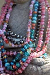 Jenelle Aubade Glass Art - Heart of Glass Jewelry