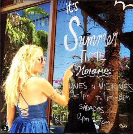 Jenelle Aubade - it's Summertime
