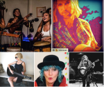 Cumbia, HawleyRollers, Aubade, BeRn, Helyn Rain … live music online First week of Nov Music Daily Show